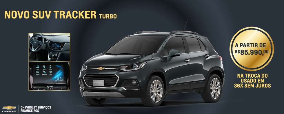 Novo-SUV-Tracker-Turbo