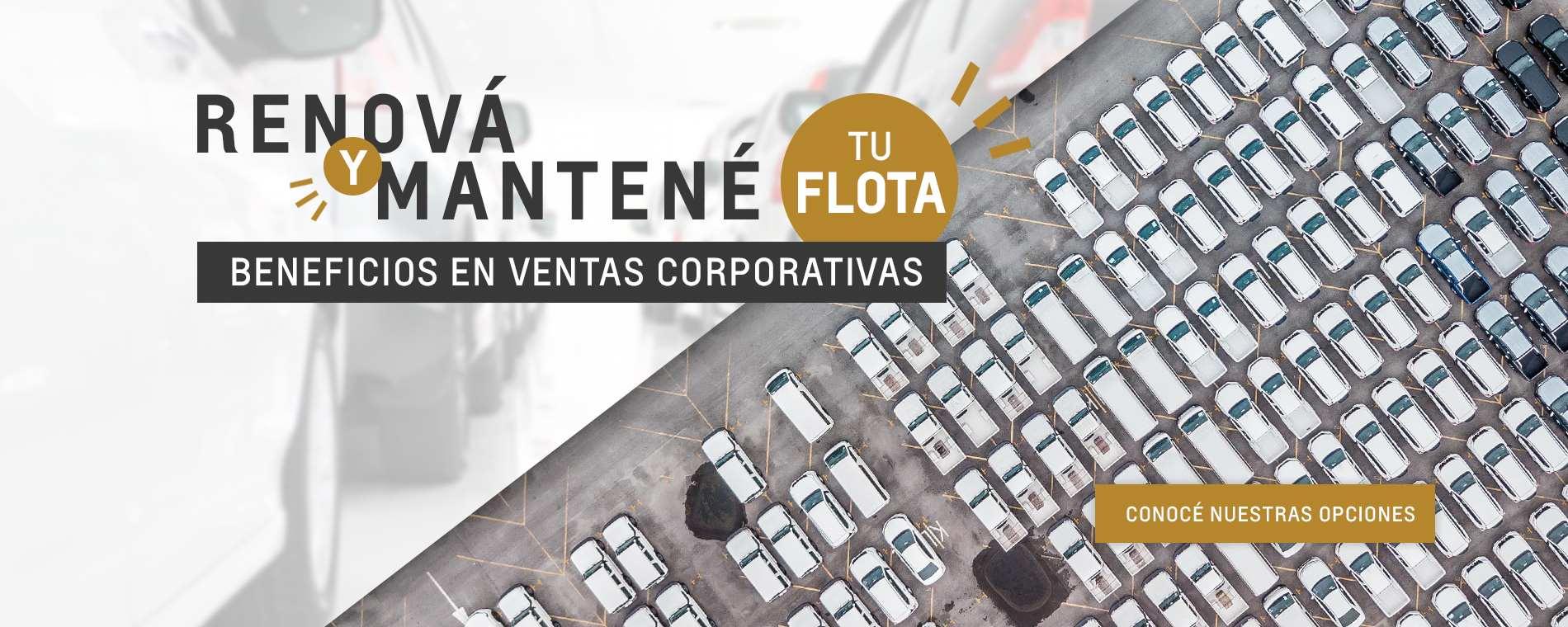 Ventas corporativas en concesionario oficial Chevrolet en Pergamino, San Nicolas de los Arroyos y Junín
