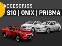 Accesorios Chevrolet en Pergamino, Junin y San Nicolás de los Arroyos