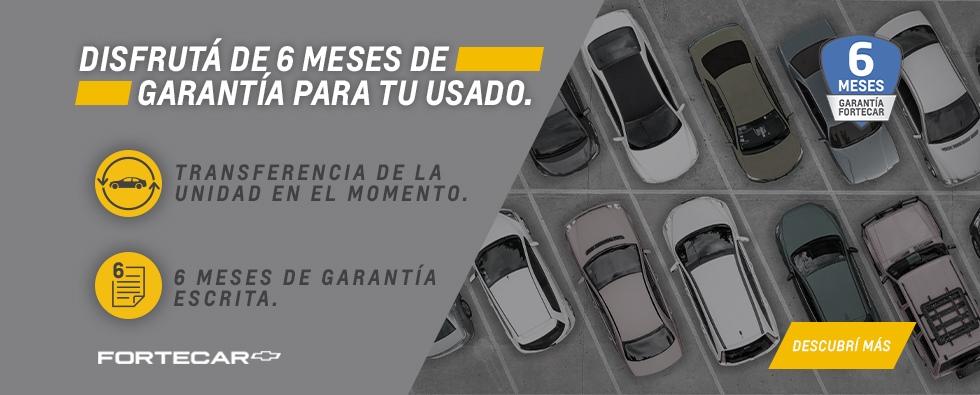 Autos Usados con garantía