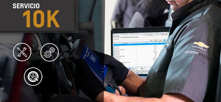 Servicio Postventa en Concesionario Oficial Chevrolet en Pergamino, Junín y San Nicolás de los Arroyos