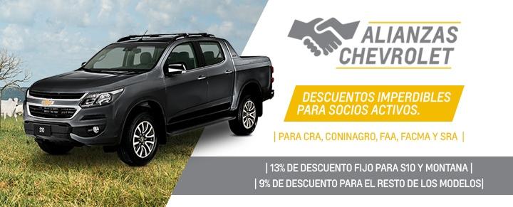 Alianzas Chevrolet para Ventas Corporativas en Fortecar