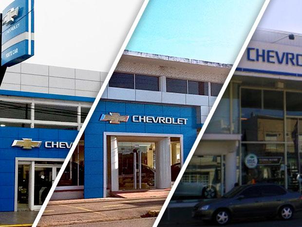 Concesionario Oficial Chevrolet Fortecar