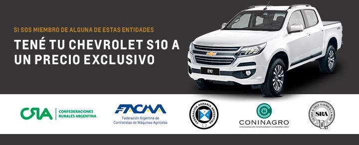 Alianzas Chevrolet para ventas corporativas Chevrolet