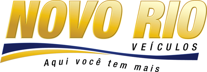 Logo concessionária Chevrolet Novo Rio