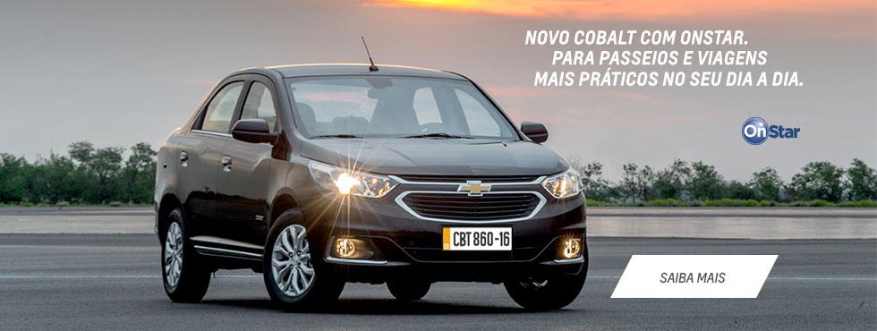 Comprar carro Chevrolet Cobalt 2016 com OnStar Rionorte