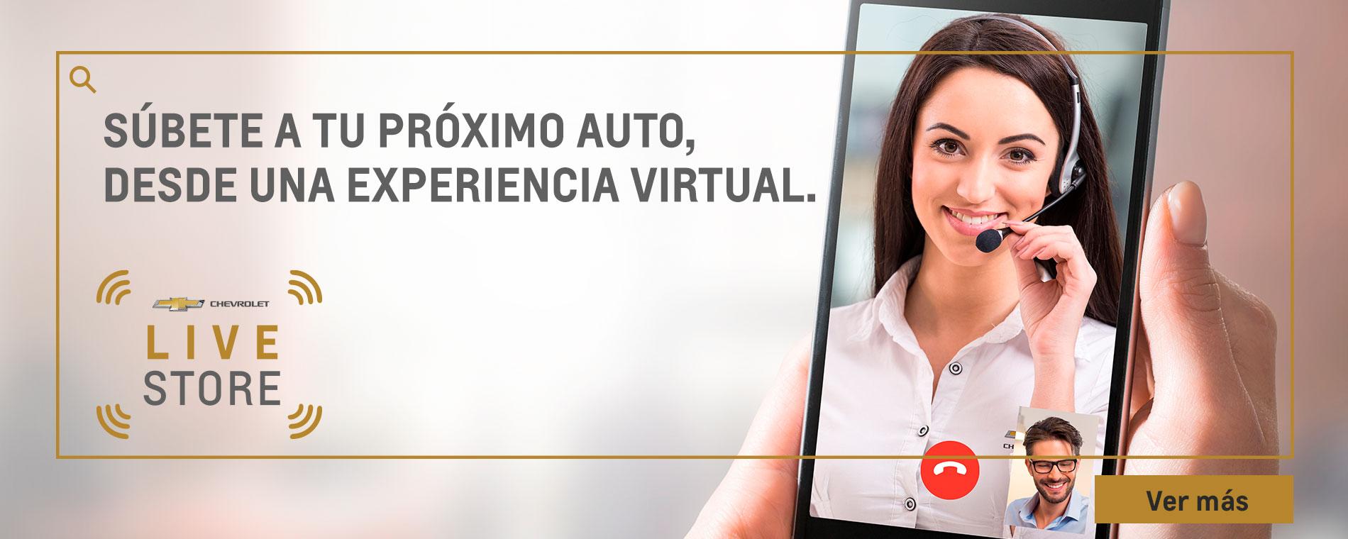 Chevrolet Disautos -  Live Store