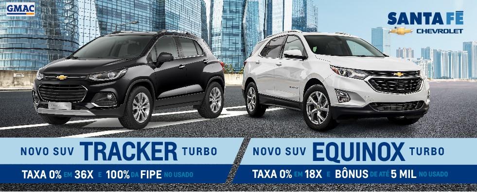 Tracker-Equinox