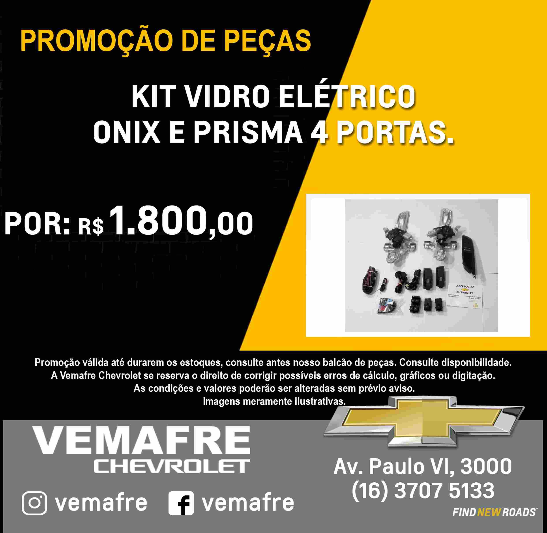 0KIT VIDRO 52117065