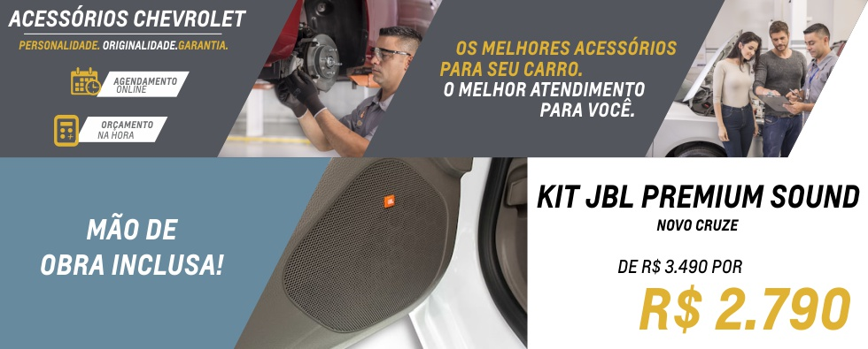 Adara - Site PV Acessorios Kit JBL