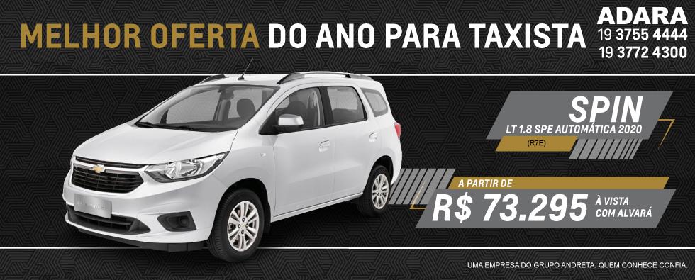 Adara - Digitais VD Marco (Home Taxi Spin Alvará)