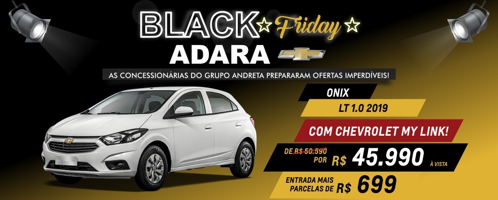 Adara - Home Black Friday (Onix 1.0)