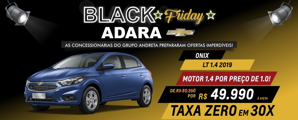 Adara - Home Black Friday (Onix 1.4)