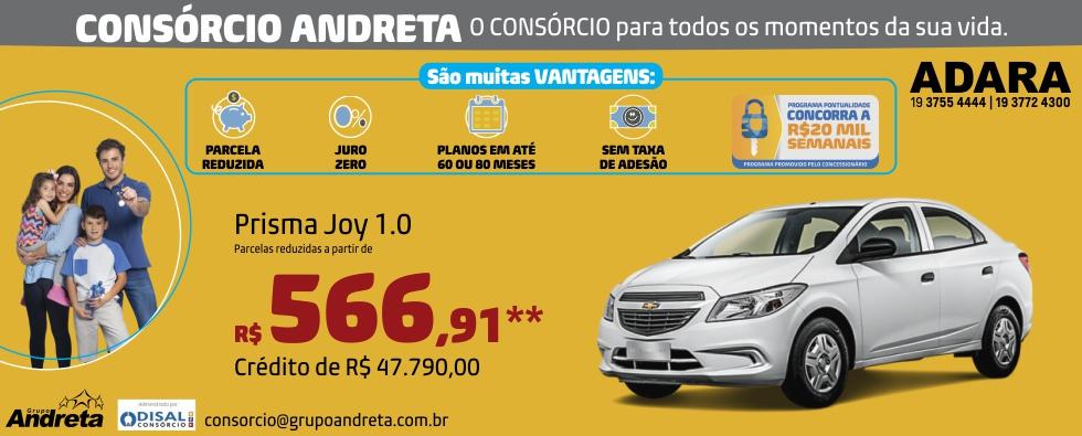 Adara - Home Consorcio Prisma