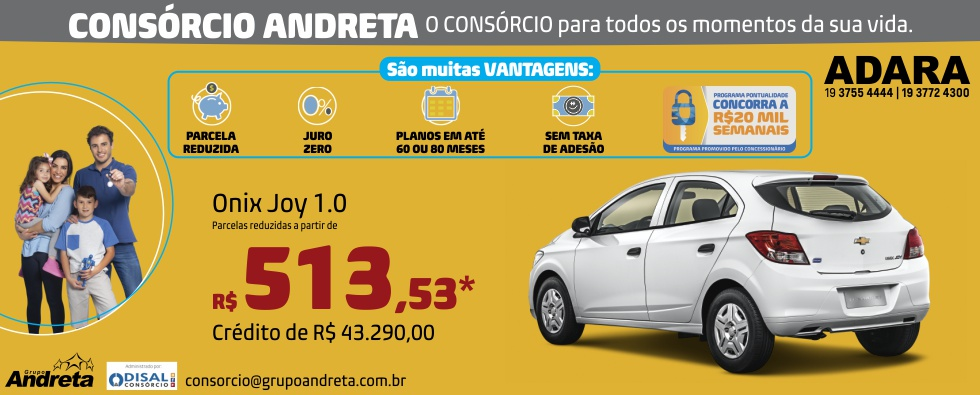 Adara - Home Consorcio Onix
