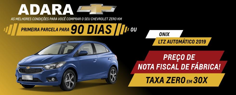 Adara - Home 90 Dias (Onix LTZ)