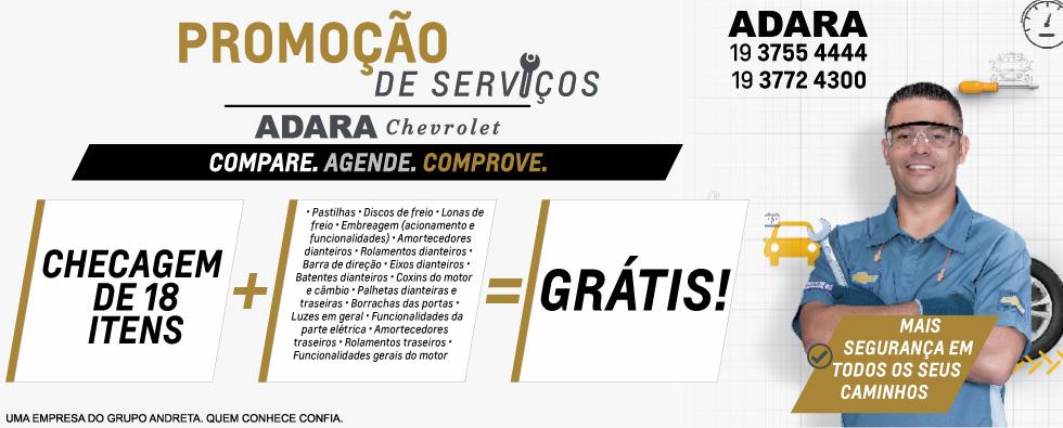 Adara - Digitais PV Serviços (Home Checkup)