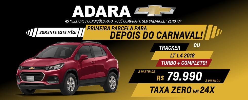 Adara - Home Primeira Carnaval (Tracker)