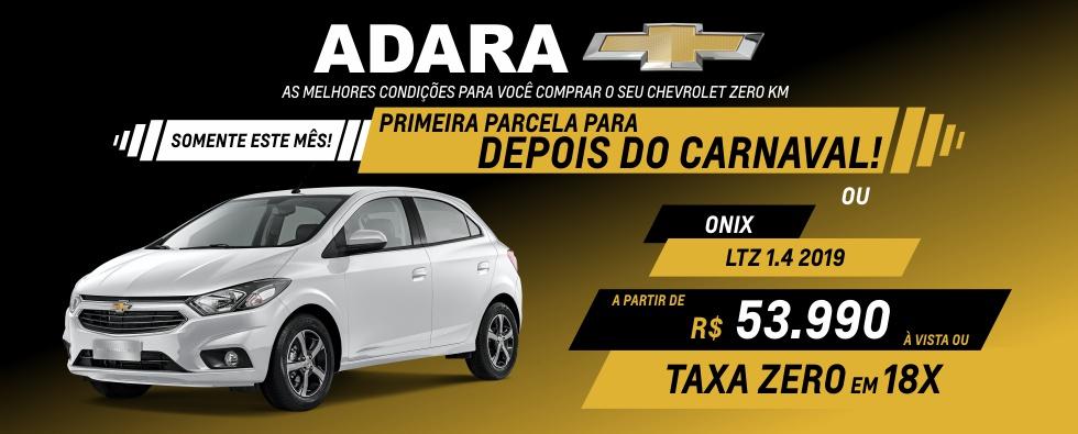 Adara - Home Primeira Carnaval (Onix LTZ)