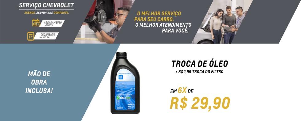 Adara - Site Pos Vendas Troca de Oleo