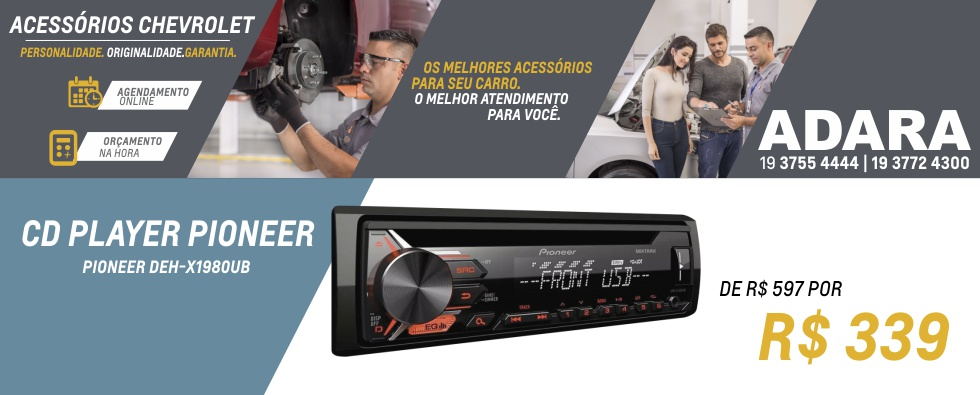 Adara - Site PV Acessórios Julho (CD Player)
