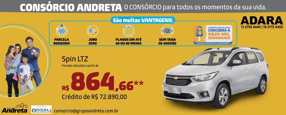 Adara - Home Consorcio Spin LTZ