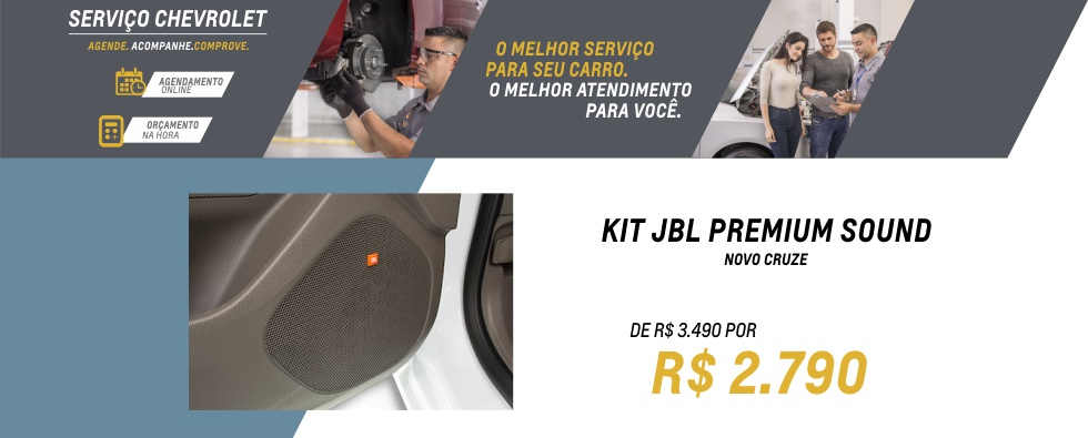 Adara - Site Pos Vendas Kit JBL