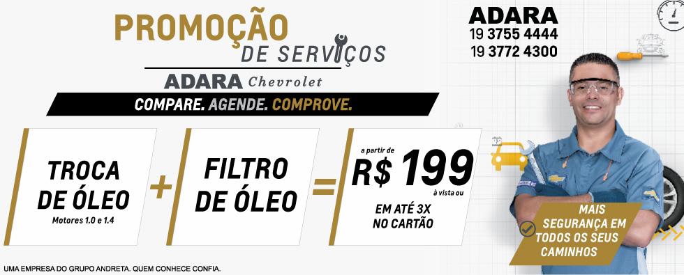 Adara - Digitais PV Servicos (Home Oleo)
