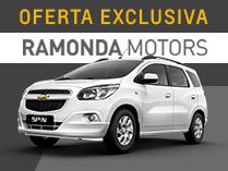 Oferta Chevrolet Spin de Ramonda Motors