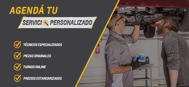 Servicio Personalizado Chevrolet en Ramonda Motors