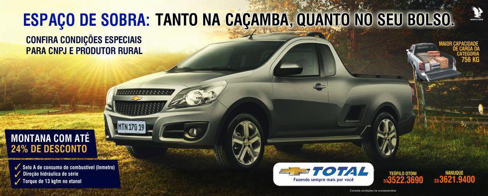 Total Chevrolet