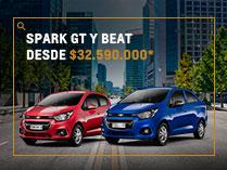 Spark GT y Beat