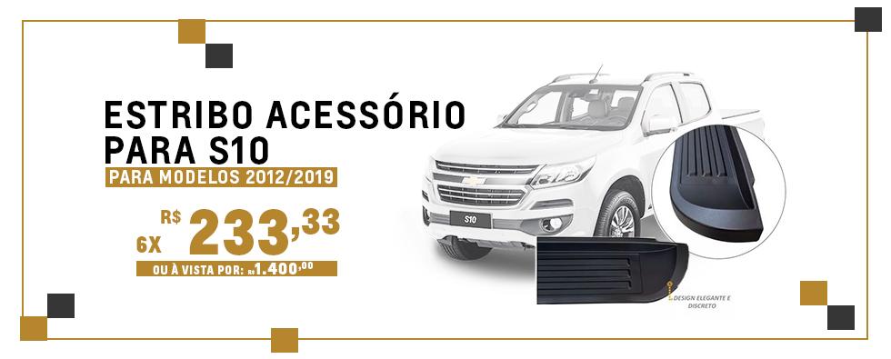 ESTRIBO ACESSORIO S10