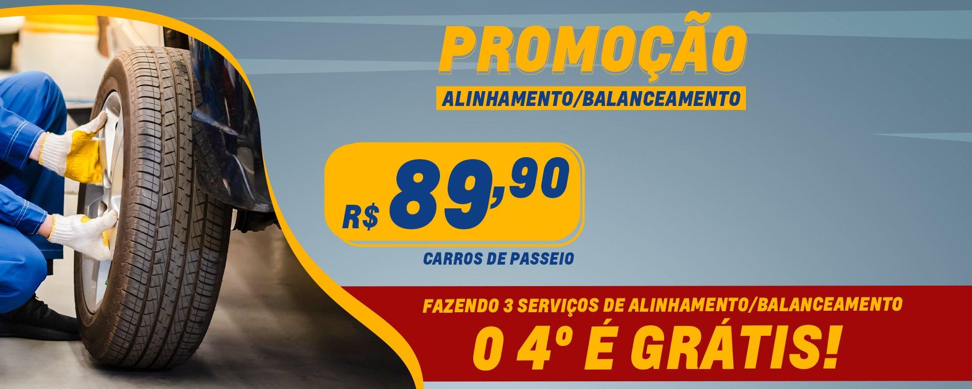 ALINHAMENTO E BALANCEAMENTO - BANNER SITE