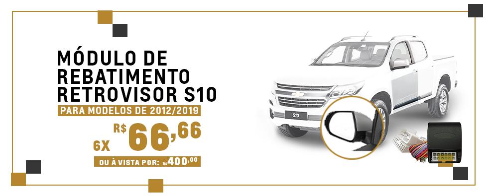 MODULO DE REBATIMENTO S10