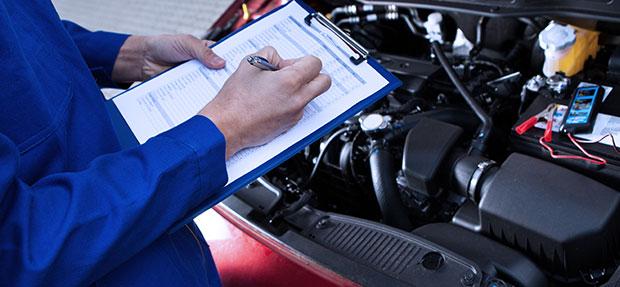 Serviços de manutenção e reparo para revisão de carros na concessionária Chevrolet Jorlan