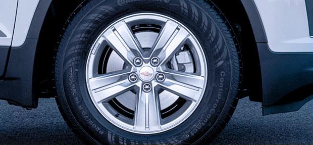 Comprar acessórios para carros na concessionária Chevrolet Jorlan