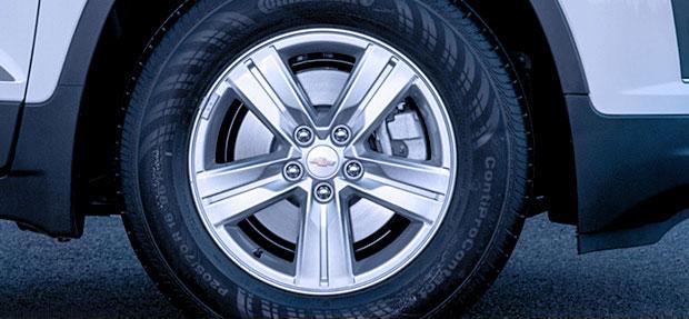 Comprar acessórios para carros na concessionária Chevrolet Jardine