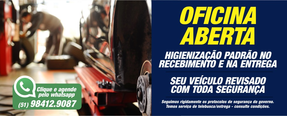 OFICINA ABERTA - AGENDE ONLINE