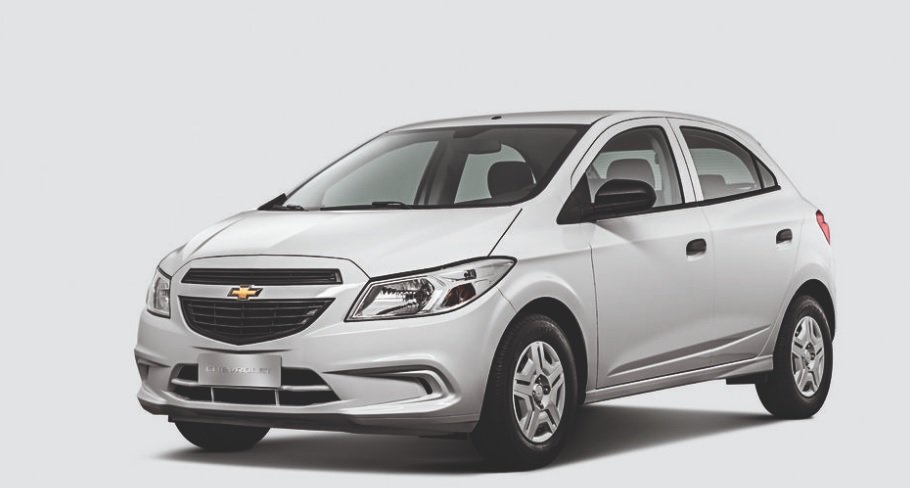 Chevrolet Onix catalogo
