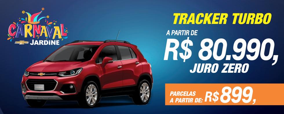 Carnaval Taracker Turbo a partir de R$ 80990 - 2