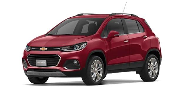 Chevrolet Tracker Catalogo