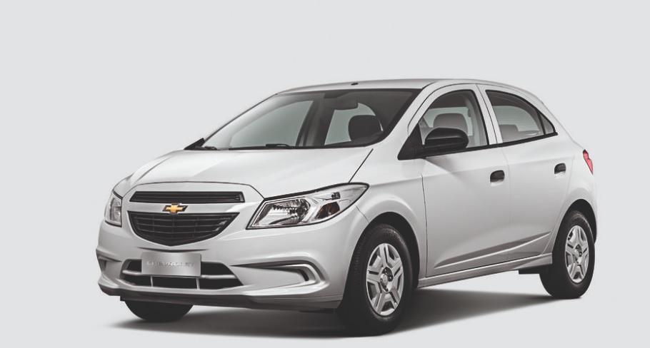 Chevrolet Onix catalogo