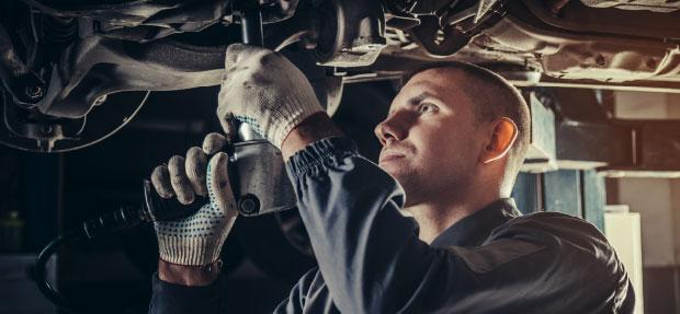 Agende seu serviço Chevrolet