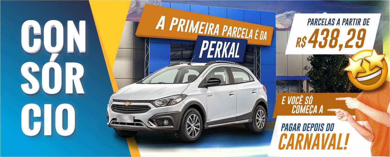 Consórcio Chevrolet Perkal