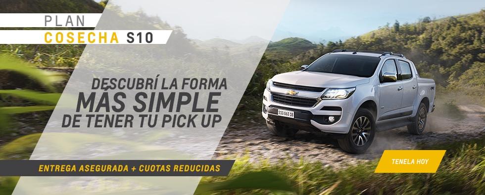 Plan de Ahorro Chevrolet en Maipú