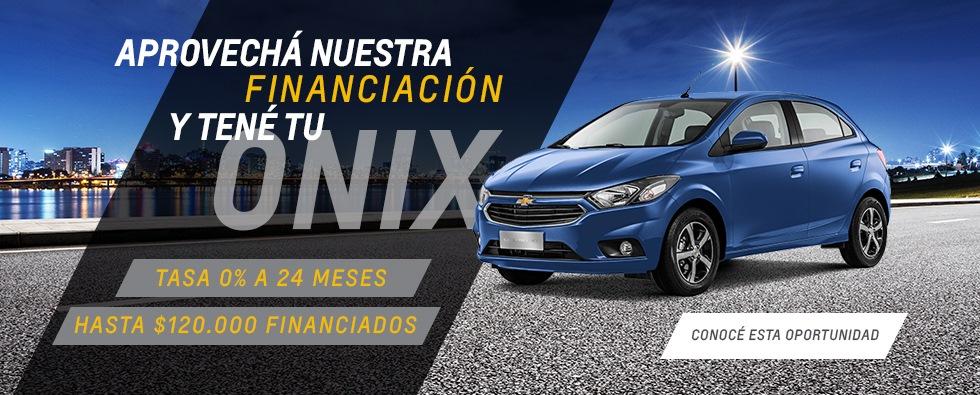Oferta Chevrolet Onix en Maipú