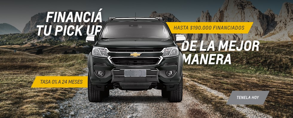 Oferta Chevrolet S10 en Maipú