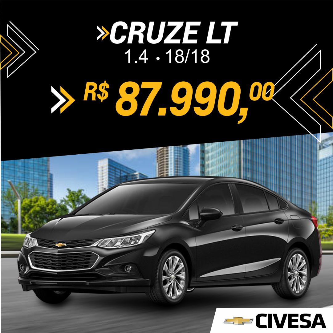 cruze R144873