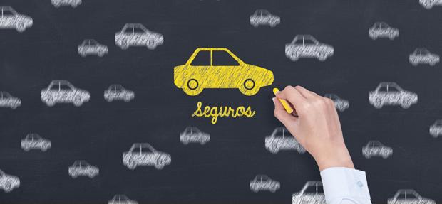 Carro com o Seguro Auto concessionária Chevrolet Civesa